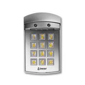 Linear Interior Keypad